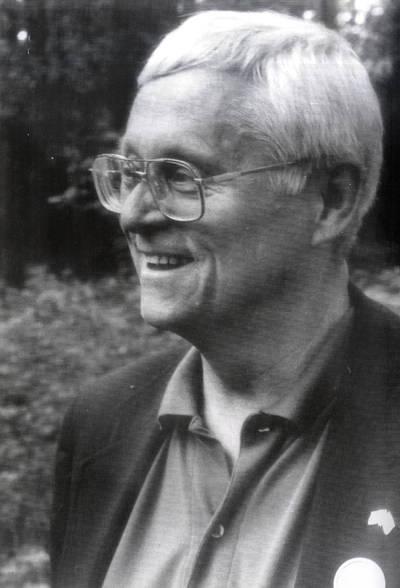 JAV ginkluotųjų pajėgų majoras Vilius Trumpjonis. Portretinė nuotrauka / Bernardas Aleknavičius. - 1992