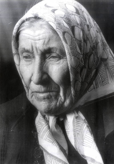 Karolina Dotaitė. Portretinė nuotrauka / Bernardas Aleknavičius. - 1981