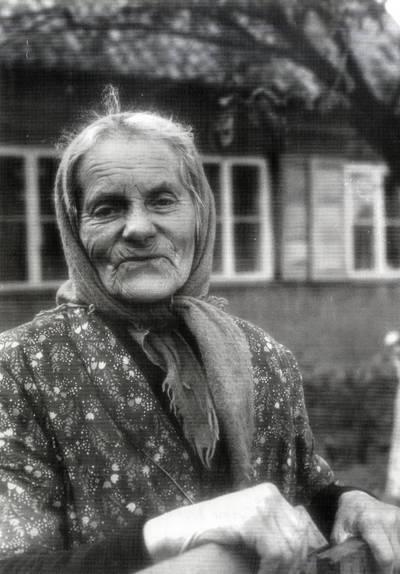 Marytė Bakšytė (Naktinė Pelėda). Portretinė nuotrauka / Bernardas Aleknavičius. - 1979