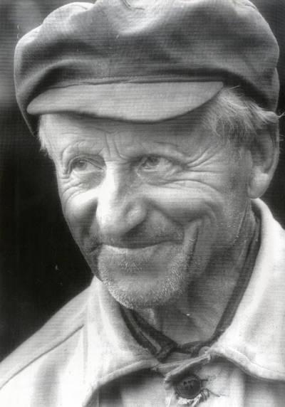 Martynas Dinius. Portretinė nuotrauka / Bernardas Aleknavičius. - 1981