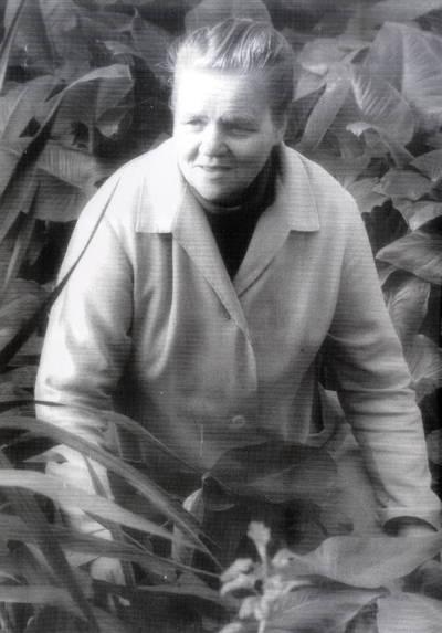 Šarlota Rudytė-Jonaitienė. Portretinė nuotrauka / Bernardas Aleknavičius. - 1986