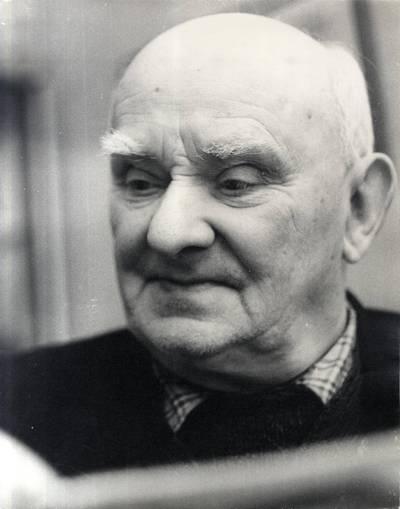 Jurgis Plonaitis. Portretinė nuotrauka / Bernardas Aleknavičius