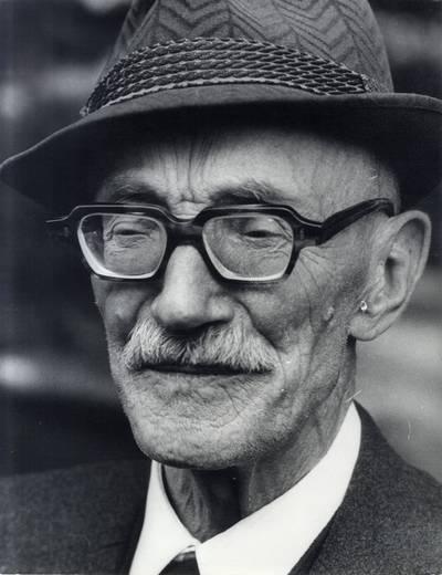 Emilis (Emilijus) Kraštinaitis. Portretinė nuotrauka / Bernardas Aleknavičius