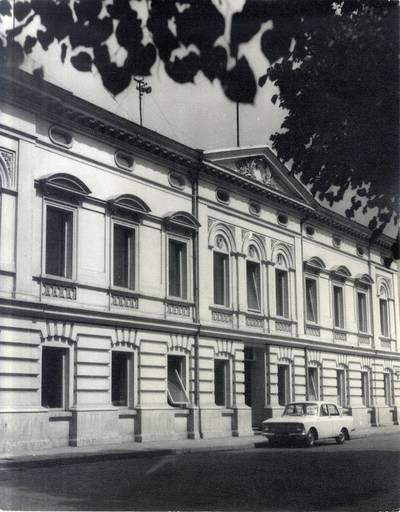Seimelis: I. Simonaitytė čia dirbo 11 metų. Pavienė nuotrauka / Bernardas Aleknavičius