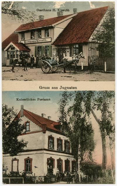 Gruss aus Jugnaten. - 19?