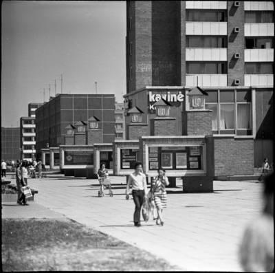 [Debreceno prekybos centras. Klaipėda] / Audronius Ulozevičius. - 1978