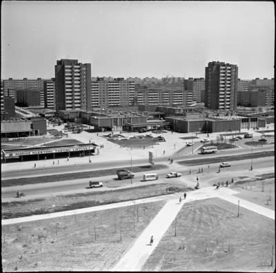 [Debreceno gyvenamasis rajonas. Taikos prospektas. Klaipėda] / Audronius Ulozevičius. - 1979