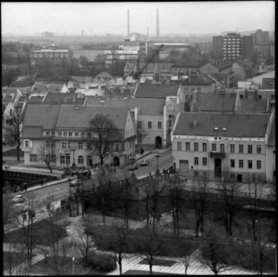 [Biržos tiltas ir Klaipėdos senamiesčio panorama] / Audronius Ulozevičius. - 1983