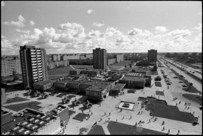 [Debreceno gyvenamasis rajonas. Klaipėda] / Audronius Ulozevičius. - 1986