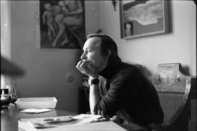 [Skulptorius Stanislovas Kuzma] / Audronius Ulozevičius. - 1985