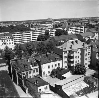 [Klaipėdos panorama 1980 m.] / Bernardas Aleknavičius. - 1980