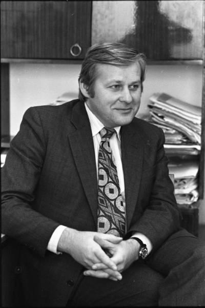 [Kauno medicinos instituto Medicininės psichologijos ir sociologinių tyrimų laboratorijos vedėjas Antanas Goštautas] / Audronius Ulozevičius. - 1980