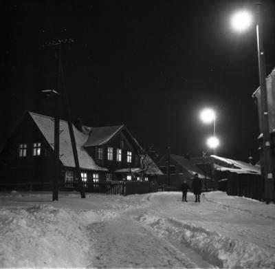 [Namas, kuriame 1925-1931 m. gyveno ir kūrė rašytoja Ieva Simonaitytė. Butsargių g. 2. Klaipėda] / Bernardas Aleknavičius. - 198-