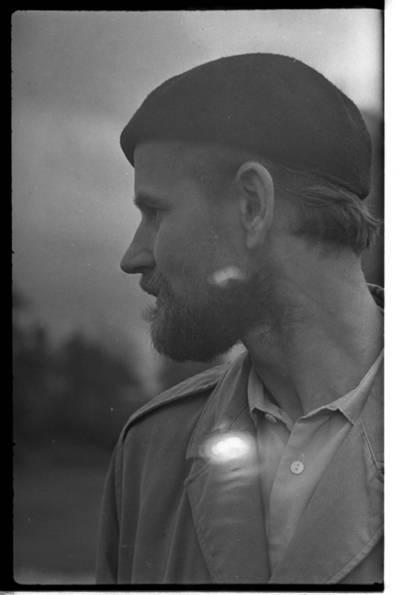 [Tautodailininkas Eduardas Jonušas. Priekulė] / Bernardas Aleknavičius. - 1967