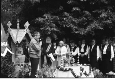 [Ekonomikos mokslų daktaras profesorius Antanas Buračas 1990 m. Jurgiai, Klaipėdos r.] / Bernardas Aleknavičius. - 1990.VII