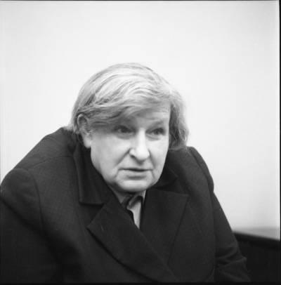[Habilituota gamtos mokslų daktarė, gydytoja, žolininkė ir etnografė Eugenija Šimkūnaitė 1974 m. Klaipėda] / Bernardas Aleknavičius. - 1974.X.