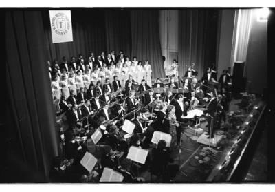 [Akimirka iš IV Klaipėdos muzikos pavasario] / Bernardas Aleknavičius. - 1979.IV.