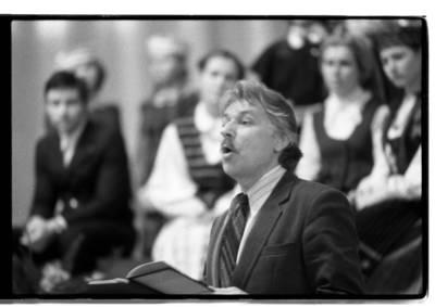 [Teatro ir kino aktorius, režisierius, dailininkas Bronius Gražys] / Bernardas Aleknavičius. - 1984