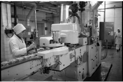 [Klaipėdos žuvies konservų fabrike] / Bernardas Aleknavičius. - 198-