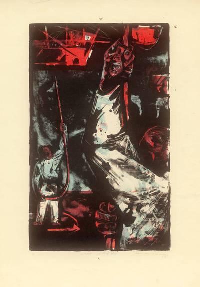 Romas Viesulas. Šviesa danguje. 1954