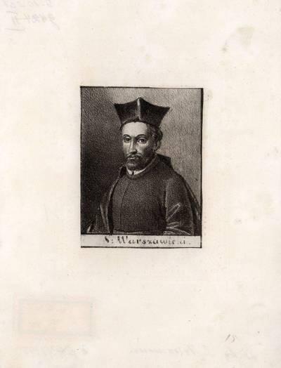 Nežinomas dailininkas. Stanislovas Varševickis. 1870