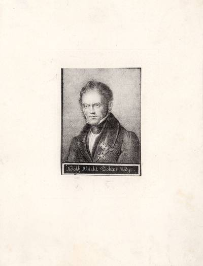 Juozapas Ozemblovskis. Adolfas Abichtas. 1835