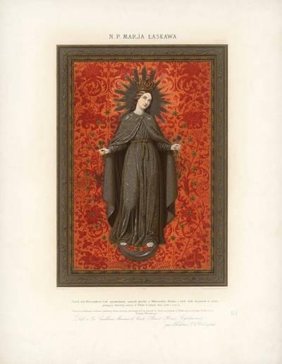Turvangeris. Švč. Mergelė Marija Maloningoji. 1849