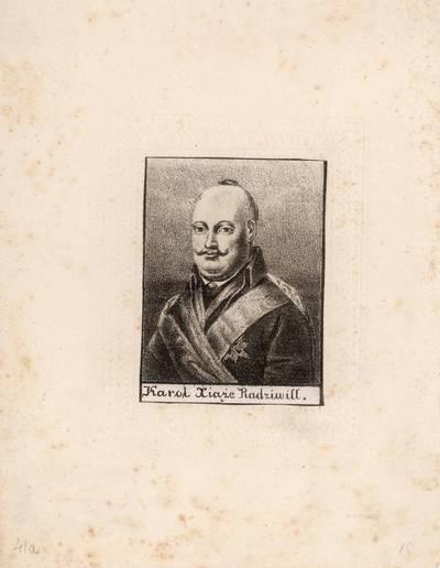 Juozapas Ozemblovskis. Karolis Radvila. 1875