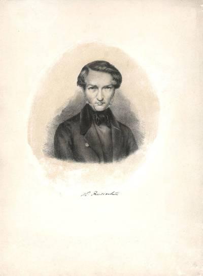 Boleslovas Mykolas Ruseckas. Dailininkas Kanutas Ruseckas. 1900