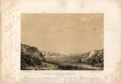 Napoleonas Orda. Borščajuvka prie Rosės upės. 1900
