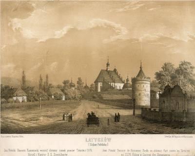 Napoleonas Orda. Letyčivas. 1900