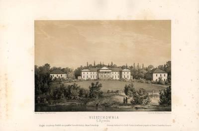 Napoleonas Orda. Verchovnia. 1900