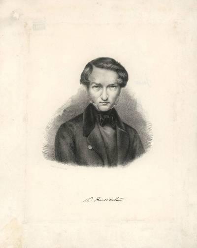 Boleslovas Mykolas Ruseckas. Dailininkas Kanutas Ruseckas. 1875