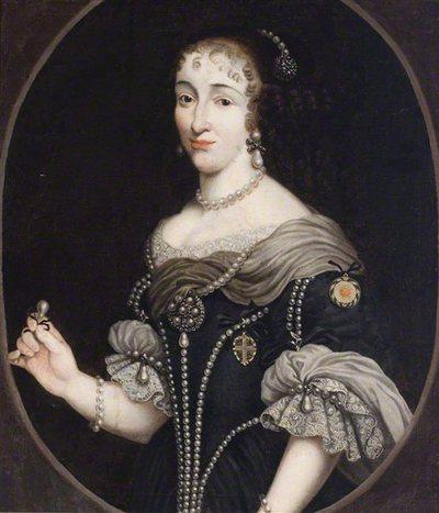 Jurgis Danielius Šulcas. Klara Izabelė de Mailly Lascaris - Pacienė. XVIII a.