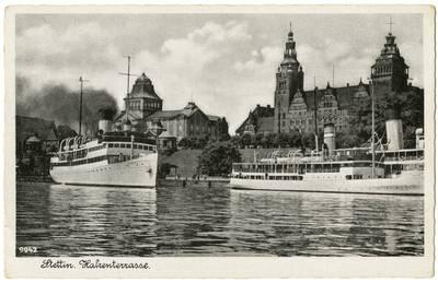 Nežinomas fotografas. Stettin. Hakenterrasse. 1940