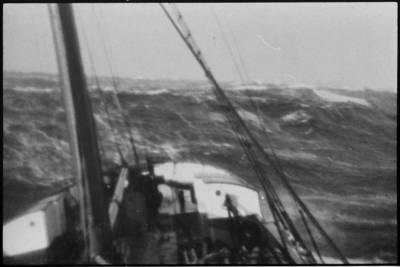 """Garlaivis """"Kurland"""" jūroje. 1930"""