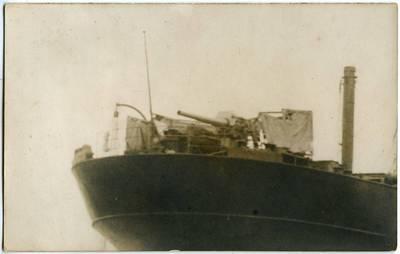 Nežinomas fotografas. Garlaivio jutas. 1918