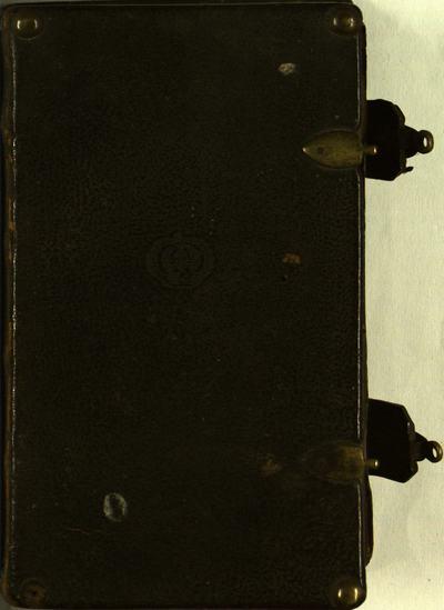 Naujey perweizdetos ir padaugsintos Poteru Knygeles, kuriose daugiems priprastoses maldeles ant ryto bey wakaro,per nedelę wartojamos, randasi, o toms dar yra kelios naujos maldeles … - [1888]. - [4], 112 p.