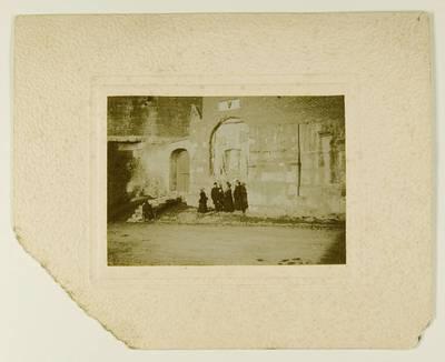 Kosakovskių šeimos archyvas. 7 : Ikonografija. - 1790-[1919]. 1763 : [Romos miesto vaizdai / fotogr. Stanislovas Kazimieras Kosakovskis. - 189-