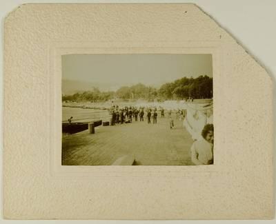 Kosakovskių šeimos archyvas. 7 : Ikonografija. - 1790-[1919]. 1764 : [Viduržemio jūros ir Sicilijos krantų vaizdai / fotogr. Stanislovas Kazimieras Kosakovskis. - 189-