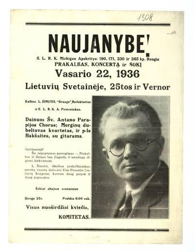 Naujanybe!. - 1936