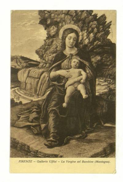 Unės Babickaitės rankraščių fondas. - 1903-1906. 409 : [Dailininko Alberto Martini ir jo žmonos Marijos laiškas Unei Baye (Babickaitei) į Paryžių] / Alberto Martini. - 1930.XII.25