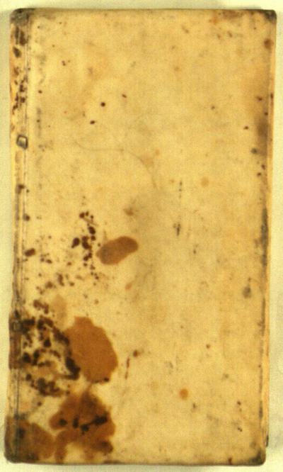 Gemmae in coronam, felicis aeternitatis e mari gratiarum Maria collectae ac illustribus et m. d. d. succameraridis Osmianensibus Danileviciis, Michaeli Marianae reipublicae inaugurato moderatori, nec non Petro eiusde[m] Congregationis vsecretario [!], in censum venerationis dicatae / a Sodalitate Virginis Immaculate Conceptae, in alma universitate Vilnensi Soc[ietatis] Iesu, anno 1686, permissu superiorum. - 1686]. - [10], 96 p.