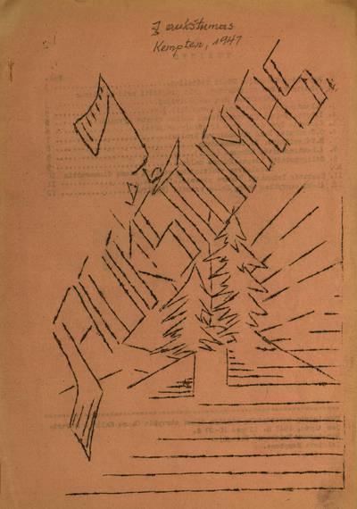 Į aukštumas / suredagavo redakcinė kolegija. - 1947