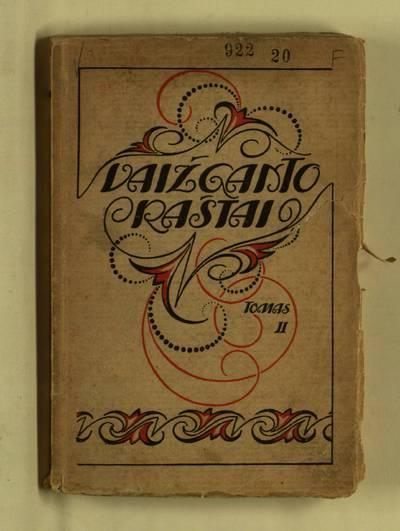 Vaižganto raštai. Vilniaus laikotarpis, 1918-1919 m. D. 2, Lenkų okupuotame Vilniuje 1919 m. - 1922