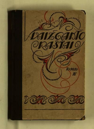 Vaižganto raštai. Vilniaus ir Kauno laikotarpis, 1918-1919 m. D. 2, Aplink nepriklausomybės veikėjus. - 1922