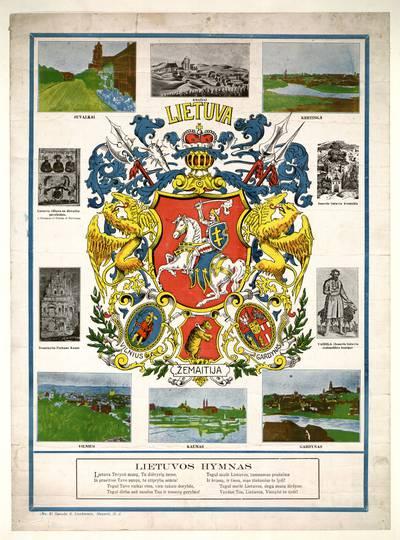 Lietuva. - 1919