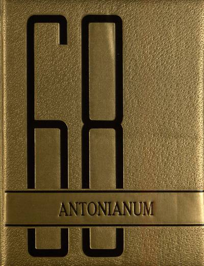 Antonianum. 1968 / edited by the Senior Class of Saint Anthony's High School. - 1968