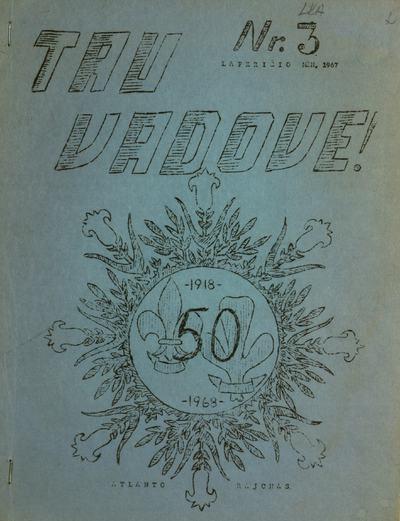 Tau vadove! / redaguoja: ps. Birutė Kidolienė. - 1967