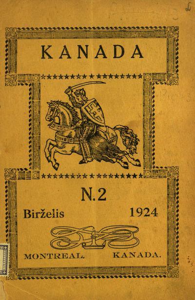 Dirva / redaktorius J. Daknys (Dakinevičius). - 1924. - 22 cm